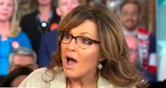 Sarah Palin explodes after 'Today' anchors force her to explain why she blamed Obama for son's arrest
