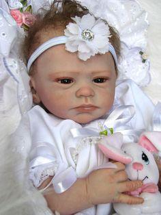 "Reborn Baby Girl Doll ""Lyric"" by Marita Winters ""Mikki   eBay"