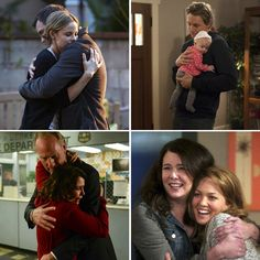 All you need is a Braverman hug. #Parenthood returns September 25th.