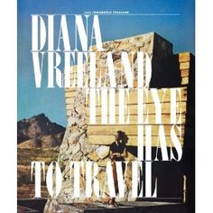 """""""Great coffee table book with very insightful essay by Judith Thurman and touching comments by Avedon made at Vreeland's memorial service. Some of the pictures of Vreeland at work and play are rare and really convey her spirit and love of life."""" found via Miss Moss"""