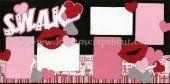 SWAK Scrapbook Page Kit