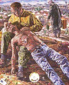 EL BUEN SAMARITANO por Mary McCleary 1995