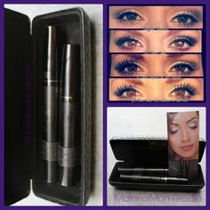$20 Free Shipping 3D Fiber Lashes Mascara: Bonus 2 FREE Younique Pigment & Jamberry Nail Samples #SKF8