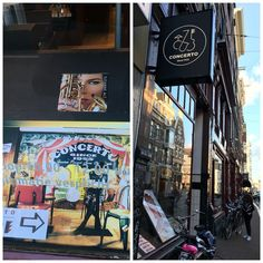 Single Saxify spotted at Concerto Amsterdam! #saxify