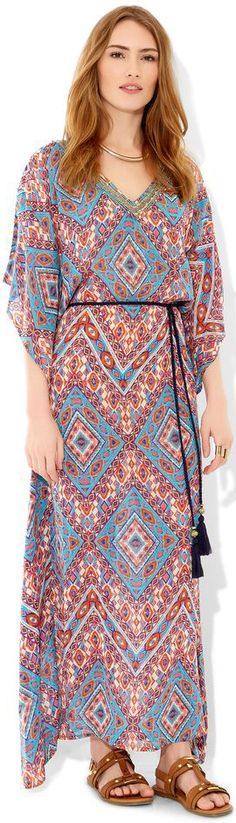 Maxi dresses for women over 60