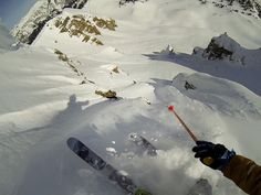 Skiing big cliffs and double flips at Jackson Hole, Cooke city and Revelstoke. Watch Owen Leeper's highlights from last season. Jackson Hole Skiing, Big Mountain, Snowboarding, Crushes, Seasons, City, Videos, Awesome, Youtube