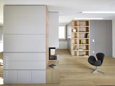 BFA | MP apartment #architecture  #mountains #interior #design #contemporary #modern #wood #fireplace #lime  #colors #color #glass #resin #garden #minimal #Caldonazzo #Lake  #Trentino #Alto #Adige #Italy