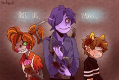 [SAVE US] by lZenPepperl
