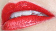SOFASTARS: FOTD: červené rty od CHANEL