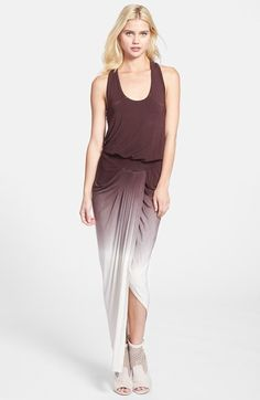 Young, Fabulous & Broke 'Aliza' Ombré Maxi Dress available at #Nordstrom