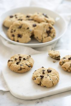 Dairy- And Gluten-Free Chocolate Chip Cookies