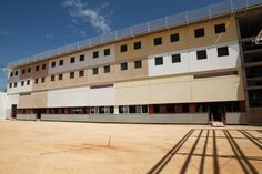 The Mayor of Archidona: 'prison is like the Castellon airport' Silhouettes, Prison, Buildings, Airports