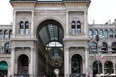 Galleria Vittorio Emanuele II - Milan - Italy