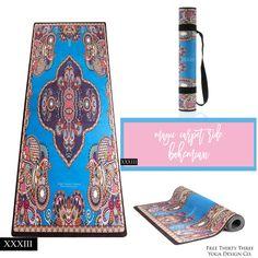 35a51b4e07 Beautiful Yoga Mats Designs to Inspire your Yoga. Best Anti Slip Yoga Mats  designed for Hot Yoga