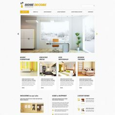 Is this your style? inspire yourself!   Home Decor Responsive WordPress Theme CLICK HERE! live demo  http://cattemplate.com/template/?go=2hMHgCw  #templates #graphicoftheday #websitedesign #websitedesigner #webdevelopment #responsive #graphicdesign #graphics #websites #materialdesign #template #cattemplate #shoptemplates