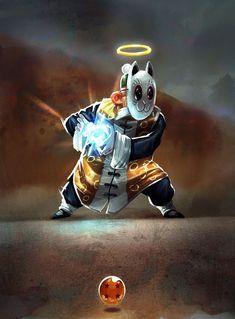 Dragon Ball - Sangohan by VRBeick.deviantart.com on @DeviantArt