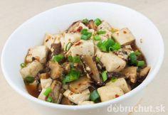 Tofu so šampiňónmi