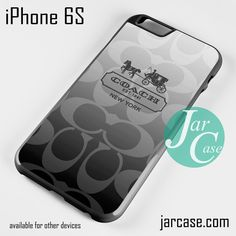 Coach Gradient Style Phone case for iPhone 6/6S/6 Plus/6S plus