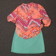 Aztec print sheer shirt 100% polyester Live 4 Truth Tops
