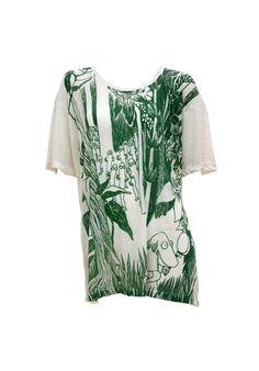 Ivana Helsinki - Hemuli Metsässä t-shirt