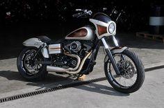 Harley Davidson - Twitter / ARLENNESS: 2009 FXDF Dyna Fat Bob by Zach ...