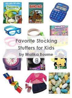 Favorite Stocking Stuffers for Kids