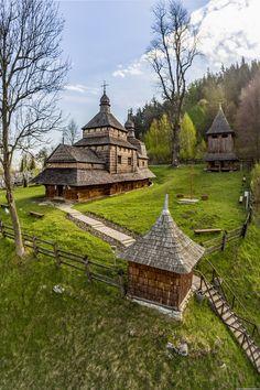 The Oldest Wooden Church in the Lviv Region · Ukraine travel blog