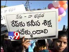 '10 Billion rising' rally against crimes on women