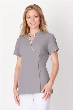 Muhan Corporate - Corporate fashion styled for you. Spa Uniform, Scrubs Uniform, Uniform Dress, Hotel Uniform, Corporate Wear, Corporate Fashion, Medical Uniforms, Work Uniforms, Scrubs Pattern