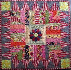March doll quilt