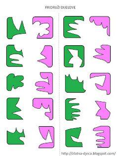 Grade R Worksheets, Preschool Worksheets, Activities For 5 Year Olds, Preschool Activities, Dyslexia Activities, Pre-school Books, Visual Perception Activities, Math Talk, Classroom Quotes