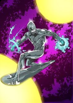 Silver Surfer May 9 2014 by Timothy-Brown