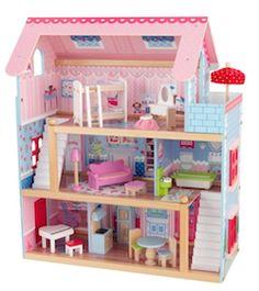 Maison de poupées Kidkraft 125€