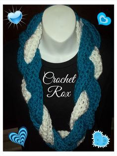 Today is my birthday!!! And I'm giving YOU a gift!!  Free crochet pattern Braided Love scarf
