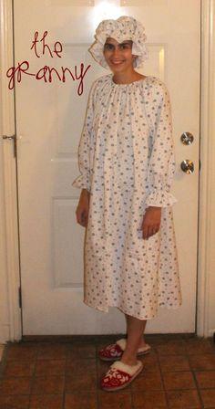 The Granny Costume