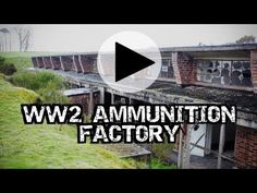Urban Exploration of an Abandoned Munitions Factory in Scotland, with some interesting finds!