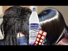 Grow Natural Hair Faster, Silky Smooth Hair, Natural Hair Styles, Long Hair Styles, Tips Belleza, Curled Hairstyles, Skin Treatments, My Hair, Hair Care