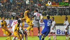 Prediksi Bola pekan kali ini akan menghadirkan informasi dari kejuaraan pada ajang Indonesia Super League yaitu Prediksi Skor Bola Barito Putera Vs Sriwijaya 1 Juni 2014. Pertandingan antara Barito Putera Vs Sriwijaya ini rencananya akan digelar pada hari Minggu, 1 Juni 2014 bertempat di Stadion Demang Lehman, Martapura.
