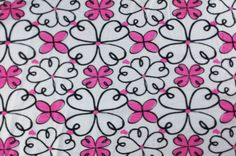 Banberry Place: Iron Work Petals Jersey Knit Fabric
