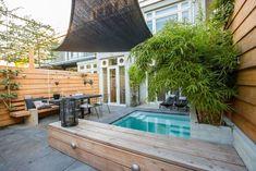 Most Creative Gardening Design Ideas - New ideas Garden Swimming Pool, Small Swimming Pools, Small Pools, Backyard Pool Designs, Water Features In The Garden, Interior Garden, Natural Garden, Garden Inspiration, Garden Ideas