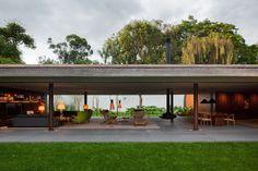Casa V4 / Studio Mk27- Marcio Kogan + Renata Furlanetto (7)