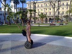 Segwayrome.it The refurbished Piazza Cavour - Rome -