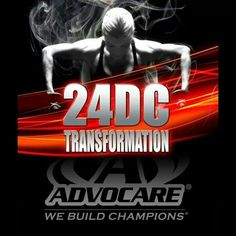 Are you ready to transform your body in time for summer? Looking for results? Do the 24 Day Challenge. Inbox me for details on how you can jumpstart your weightloss journey on something as easy as this challenge.  In 24 days you can expect to lose an average of 8 to 12lbs, it all depends on you on how bad you want it. You receive free coaching, free meal planning and great team support from champions fueled by advocare.  www.advocare.com/130528428