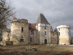 Château de Laxion, Aquitaine, France
