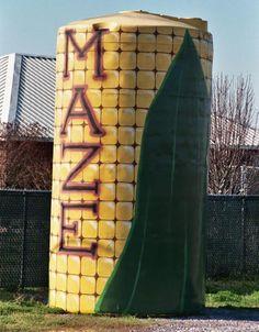Maze Propane Tanks, Maze, Labyrinths