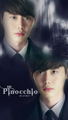 Fanart-Pinocchio. Choi Dal Po. #leejongsuk