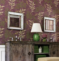 Thibaut - Wallpaper idea for master bedroom.