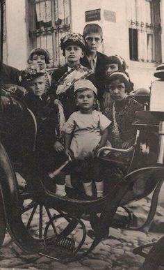 Bursa Sakaldöken Caddesi 1930'lu Yıllar.
