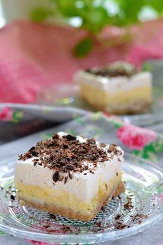 Gesztenyés krémes sütés nélkül - Kifőztük