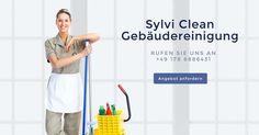Gebäudereinigung für den Raum Hannover und Region http://sylviclean.de/